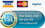 Sichere Bezahlung und Datenschutz dank SSL