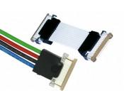 CONNECTsystem (Einspeiser) für 8mm Colormix FLEX-Module - 500mm