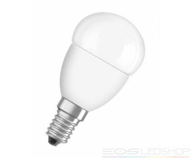 Osram - LED STAR CLASSIC P40 - E14 - 6W - 470lm - warmweiß - matt  -