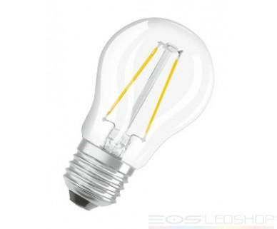 Osram - PARATHOM® Retrofit Classic P - E27 - 2W - 250lm - Warmweiß/2700 - Clear -
