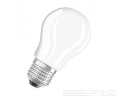 Osram - PARATHOM® Retrofit Classic P - E27 - 4W - 470lm - Warmweiß/2700 - Frosted -