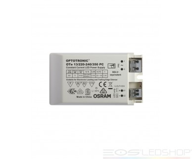 OSRAM LED-Treiber OTe 13/220-240/350 PC - 13W - OPTOTRONIC
