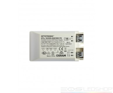 OSRAM LED-Treiber OTe 18/220-240/500 PC- 18W - OPTOTRONIC