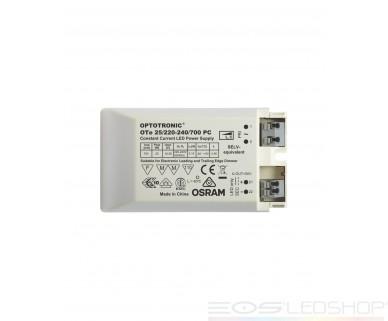 OSRAM LED-Treiber OTe 25/220-240/700 PC- 25W - OPTOTRONIC