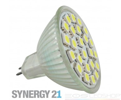 Synergy21 - MR16 SMD - GU5,3 - 3,7W - 350lm - kaltweiß - 120°