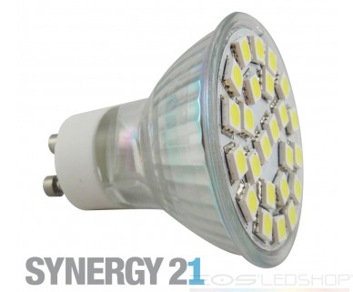 Synergy21 - MR16 SMD - GU10 - 3,7W - 350lm - kaltweiß - 120°