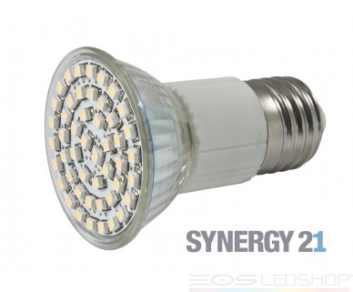Synergy21 - MR16 SMD - E27 - 2,5W - 200lm - kaltweiß - 120°