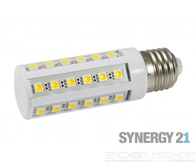 Synergy21 - LED Corn light - E27 - 13,2W - 430lm - warmweiß - 360° - weiß