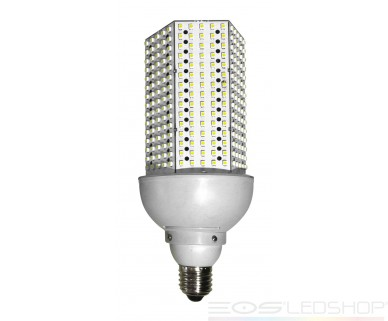 Synergy21 - LED Corn light - E27 - 33W - 2500lm - kaltweiß - 360° - weiß