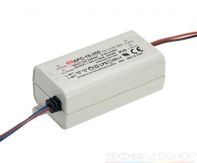 Mean Well - APC-16-350 - 16 W - 350mA - Nicht dimmbar -