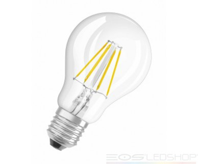 Osram - PARATHOM® Retrofit CLASSIC A - E27 - 4W - 470lm - Warmweiß/2700K - Filament