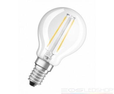 Osram - PARATHOM® Retrofit CLASSIC P - E14 - 2W - 230lm - Warmweiß/2700K - Filament