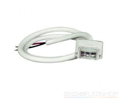 CONNECTsystem (Einspeiser) für alle Osram LINEARlight Colormix Flex Protect - 500mm