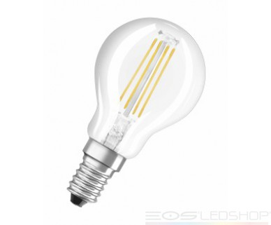 Osram - PARATHOM® Retrofit CLASSIC P - E14 - 3,8W - 430lm - Warmweiß/2700K - Filament